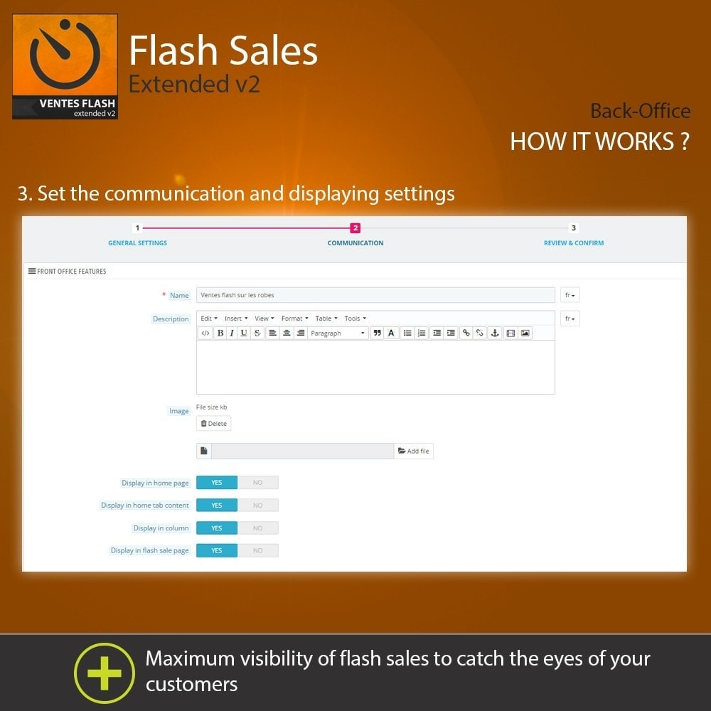 module - Flash & Private Sales - Flash Sales - Extended - 4
