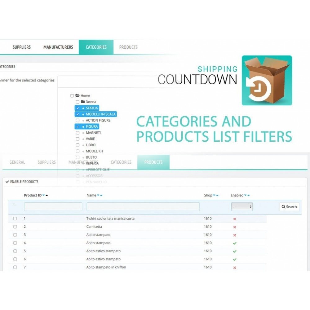 module - Data de entrega - Shipping Countdown banner - 5
