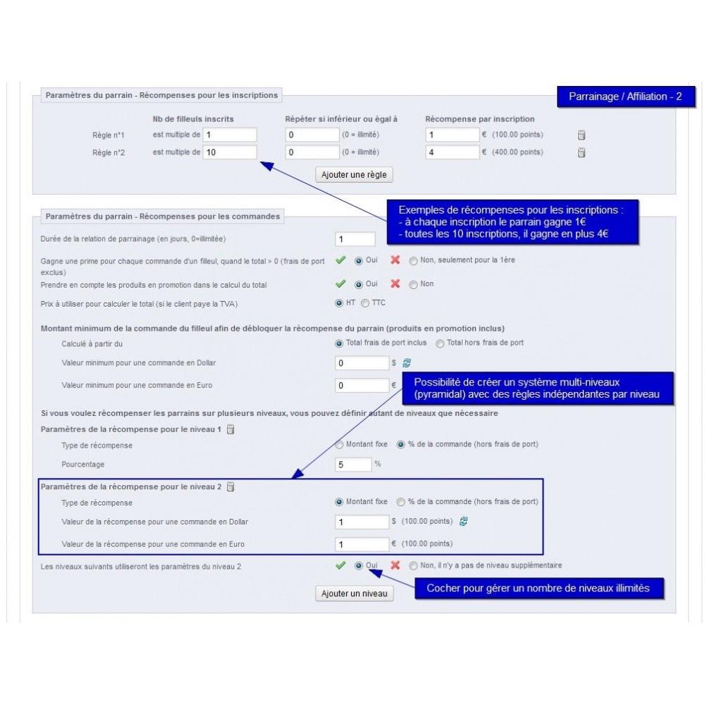 module - Fidélisation & Parrainage - All-in-one Rewards: fidélité parrainage affiliation... - 32