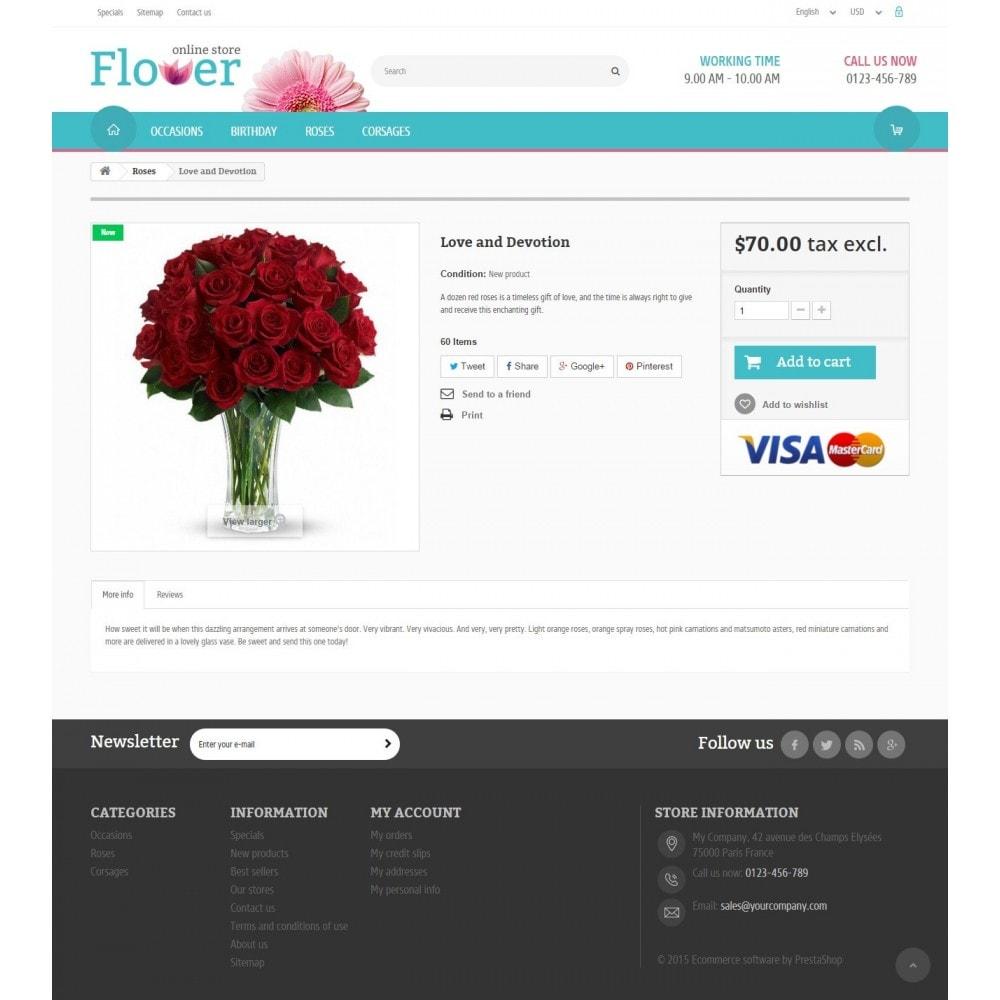 theme - Geschenke, Blumen & Feiern - Flower Online Store - 6