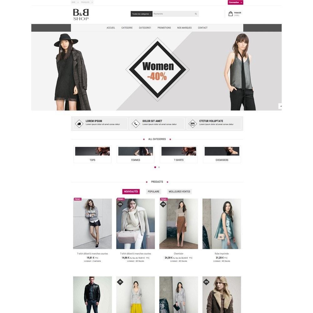 theme - Mode & Chaussures - B&B SHOP - 6