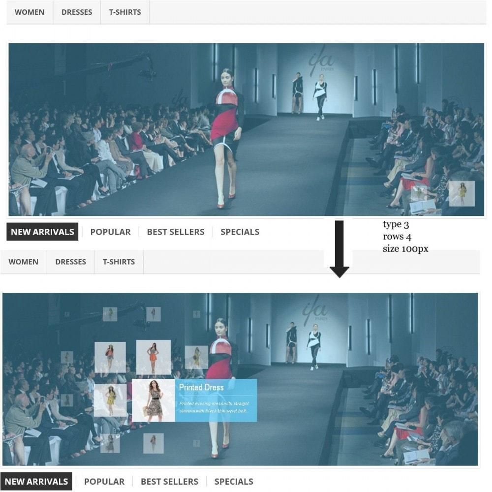 module - Sliders & Galeries - L'effet d'une Proximite Idee brillante de presentation - 2