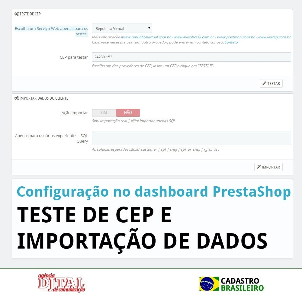 module - Registration & Ordering Process - Brazilian Registration - 7