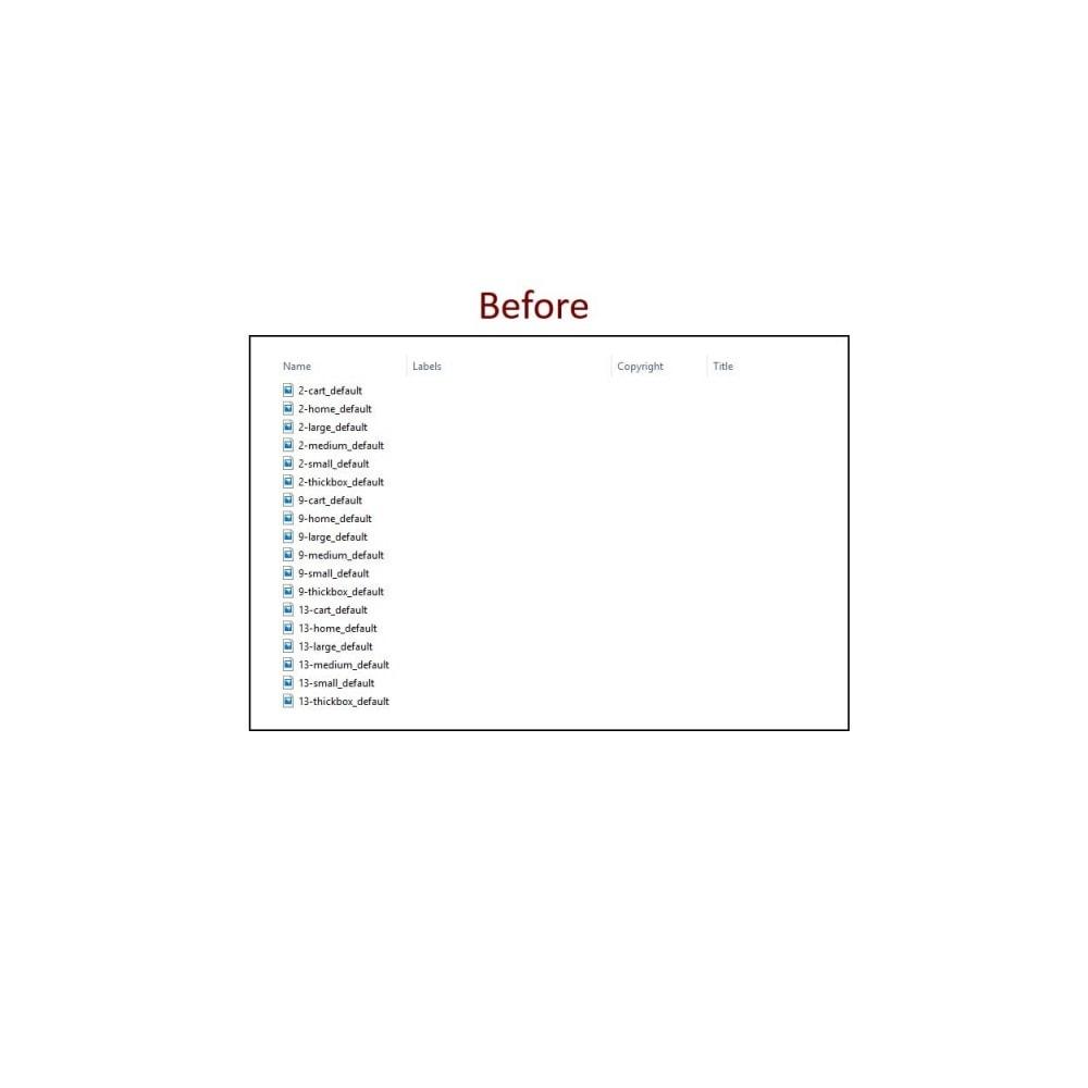 module - SEO (Pozycjonowanie naturalne) - Image Metadata - 3