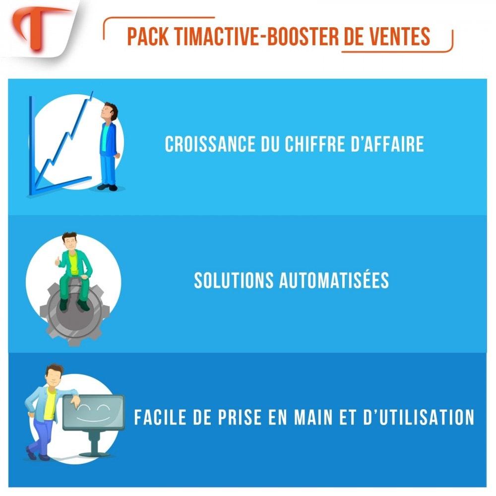 bundle - Remarketing & Paniers Abandonnés - Booster de ventes - 1