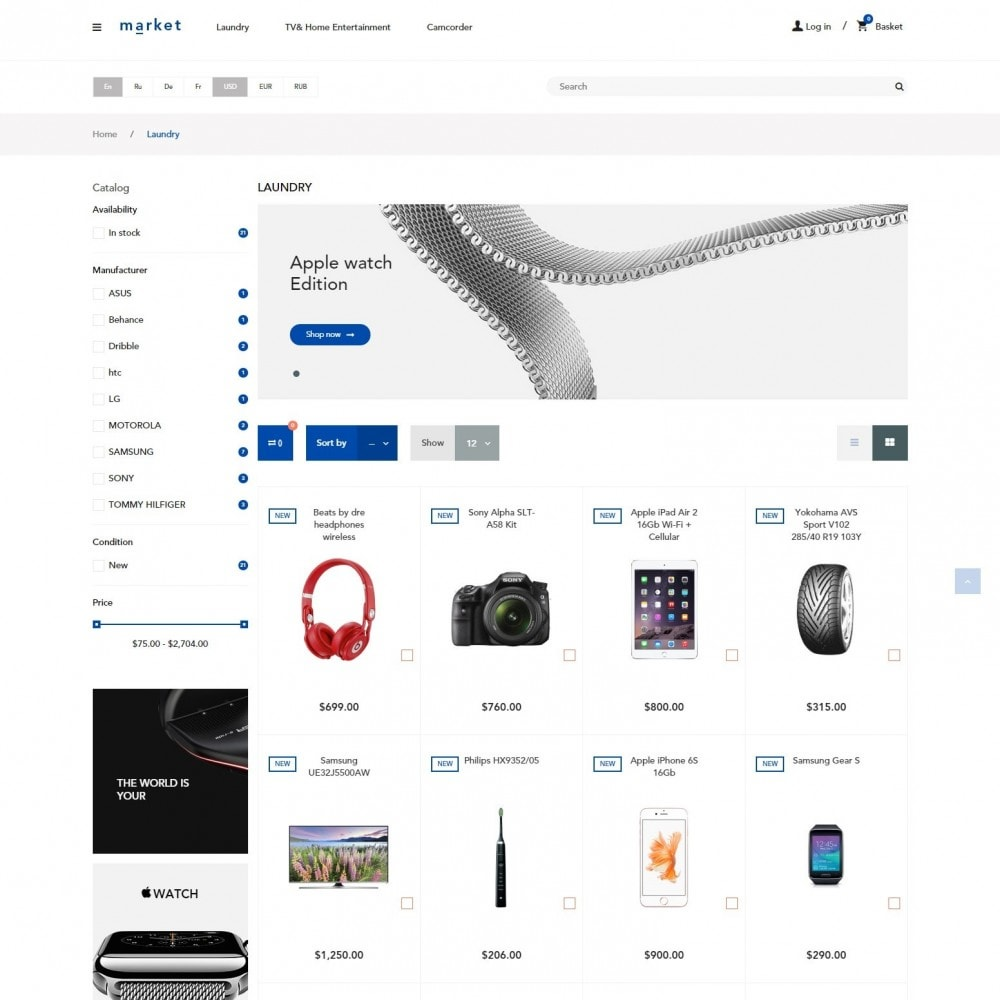 theme - Elektronik & High Tech - SuperMarkt - 3