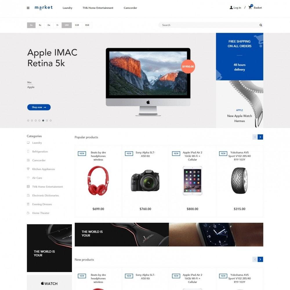 theme - Elektronika & High Tech - SuperMarket Store - 2