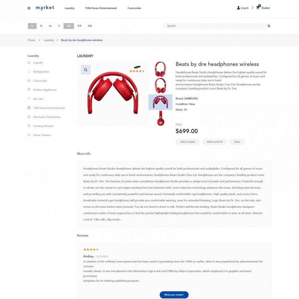 theme - Elektronika & High Tech - SuperMarket Store - 4