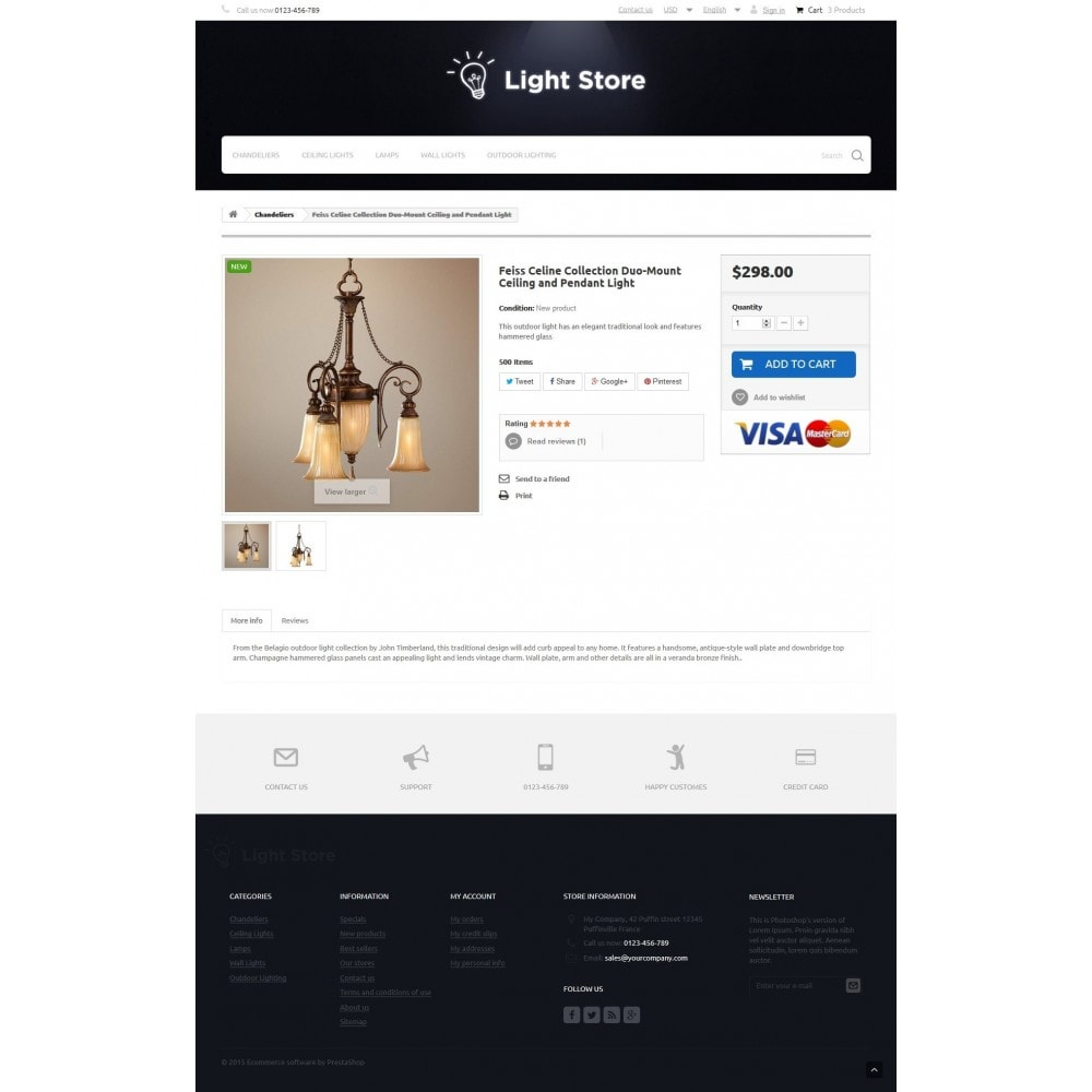 theme - Dom & Ogród - Light Store 1.6 Responsive - 6