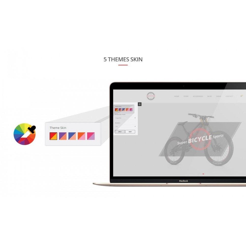 theme - Sport, Activiteiten & Reizen - JMS Bicycle - 6