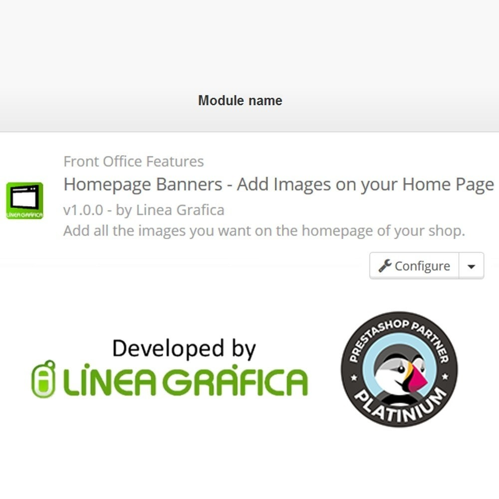 module - Personalizacja strony - Homepage Banners - Add Images on your Home Page - 5