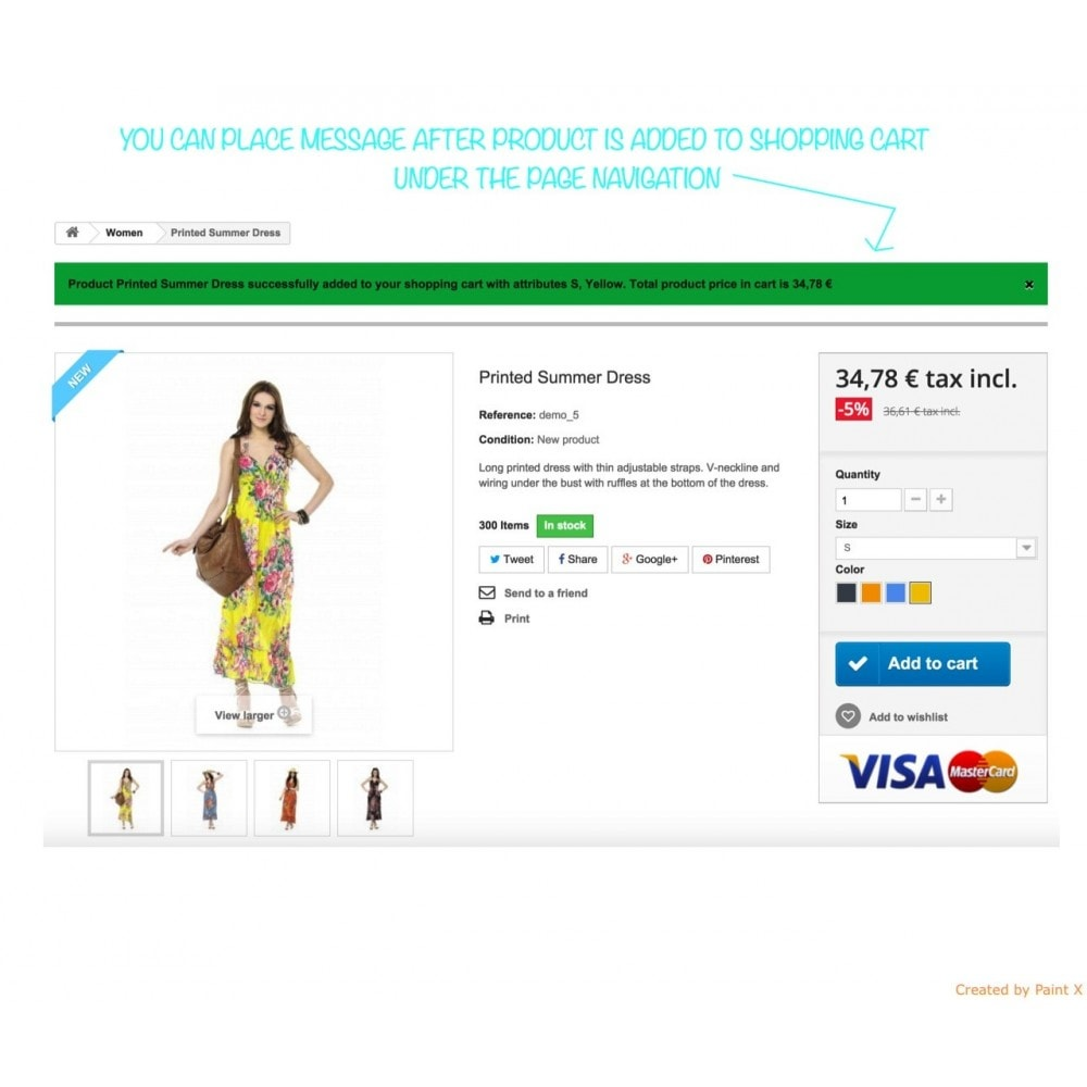 module - Inscription & Processus de commande - Add To Cart Fly Effect, Hide Popup and Other Animations - 7