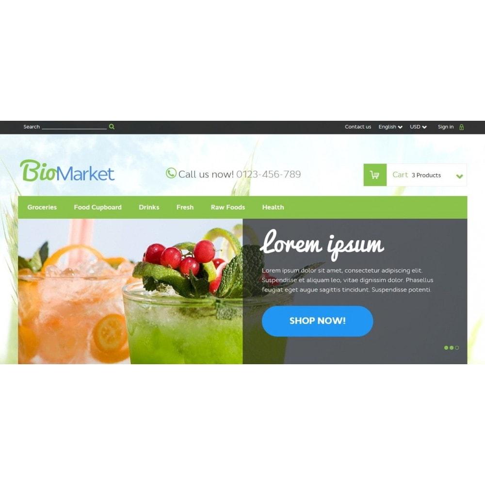 theme - Health & Beauty - BioMarket 1.6 Responsive - 3