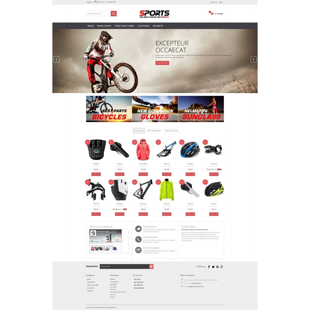 theme - Sport, Loisirs & Voyage - Sports Multipurpose HTML5 - 7