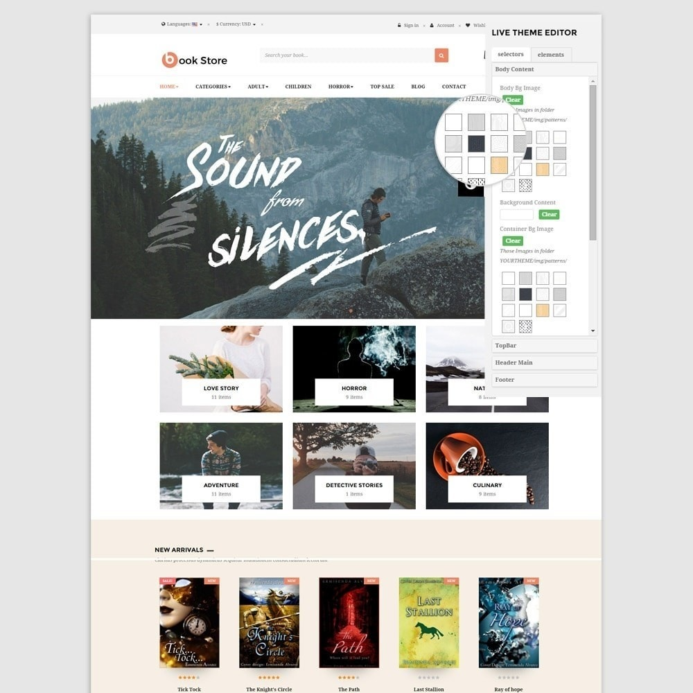 theme - Arte y Cultura - Ap Book Store - 6