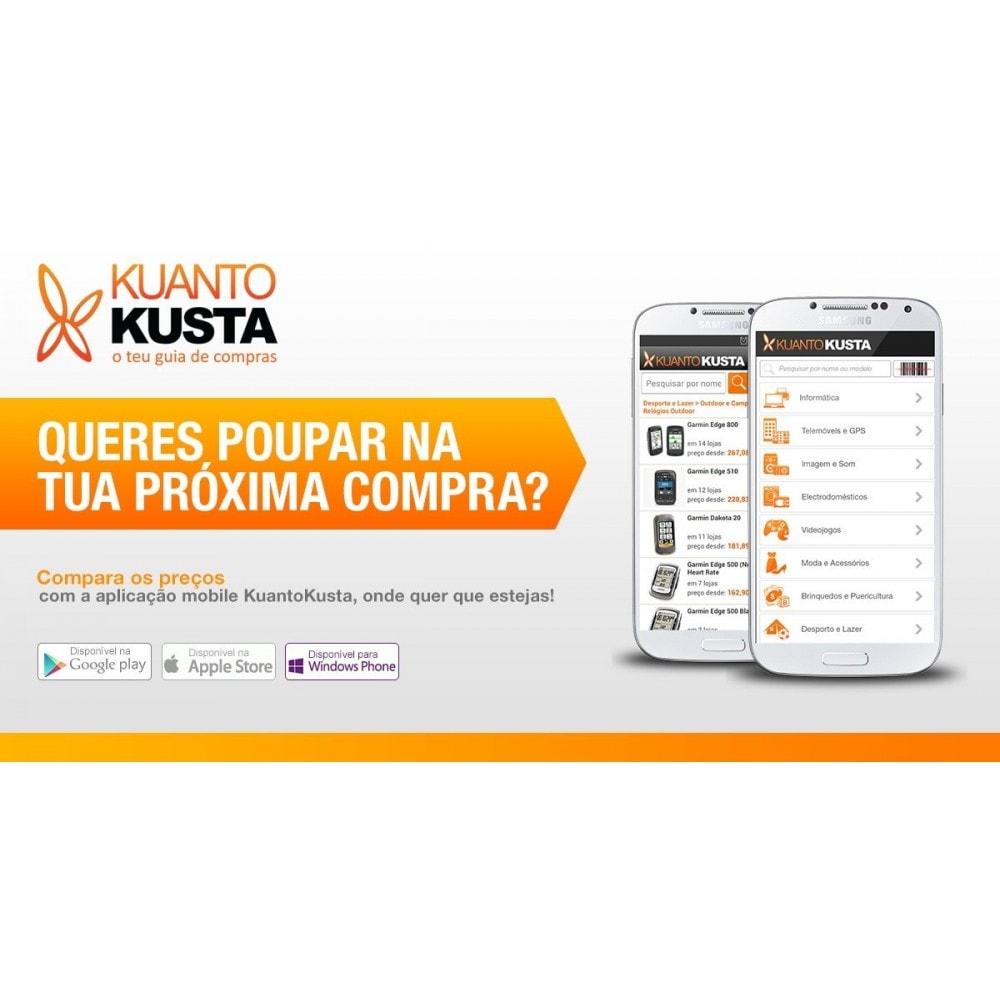 module - Price Comparison - Kuantokusta API - 1