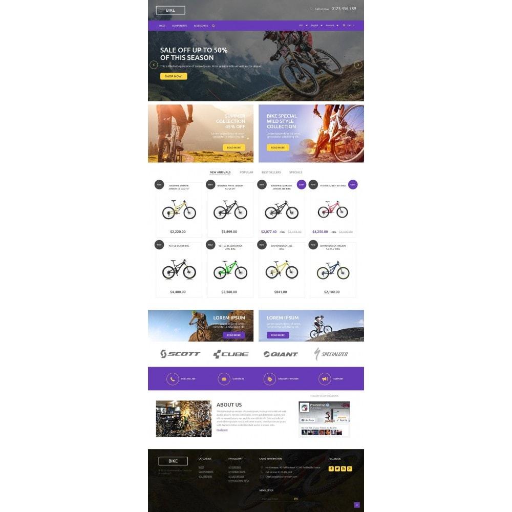 theme - Desporto, Actividades & Viagens - Bike Store - 2