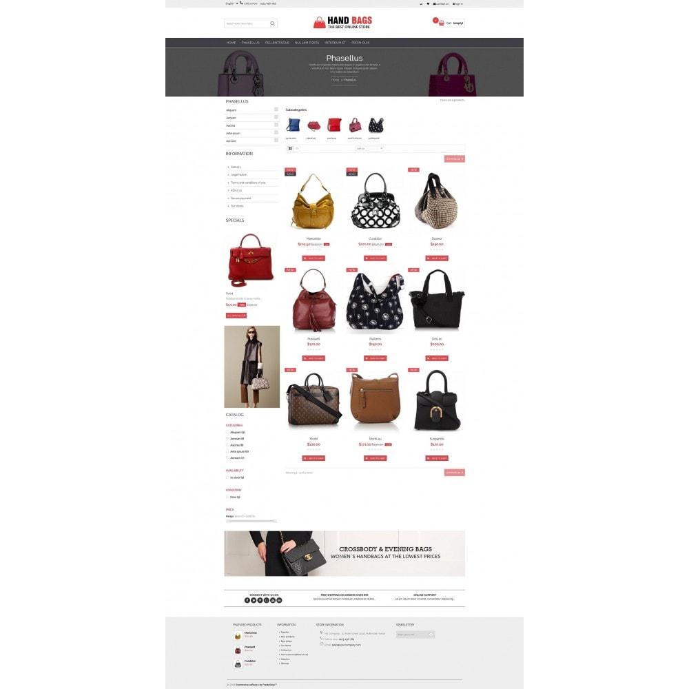 theme - Bellezza & Gioielli - Hand Bags Multipurpose HTML5 - 6