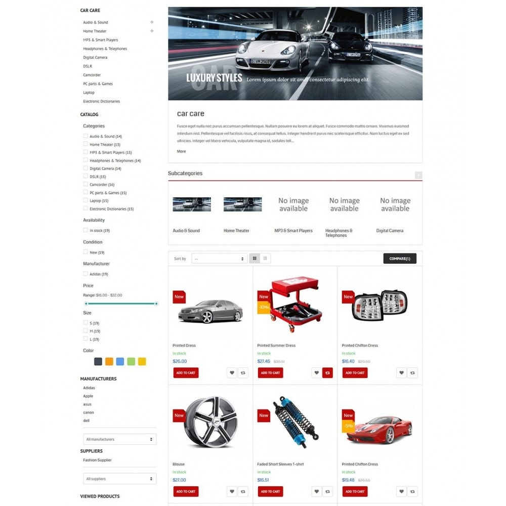 theme - Auto & Moto - Bike Moto And Car Sport Store - 4