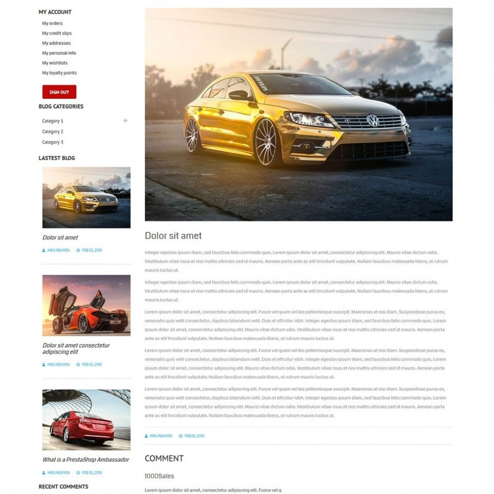 theme - Auto & Moto - Bike Moto And Car Sport Store - 7