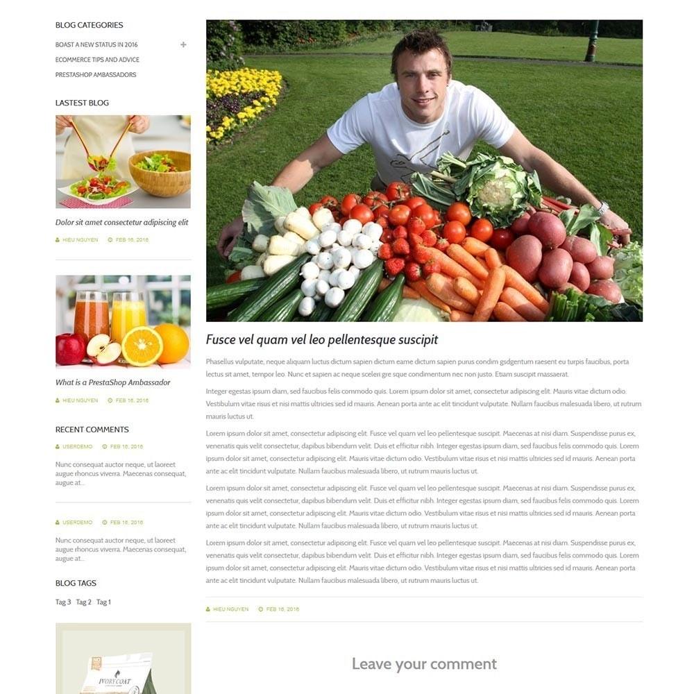 theme - Zdrowie & Uroda - Water Bio Organic - 8