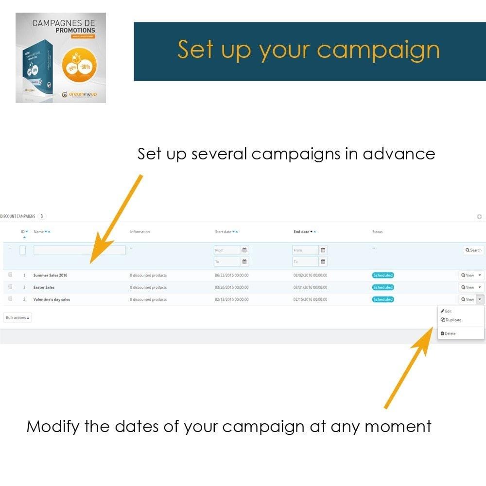module - Promoções & Brindes - DMU Discount campaigns - 6