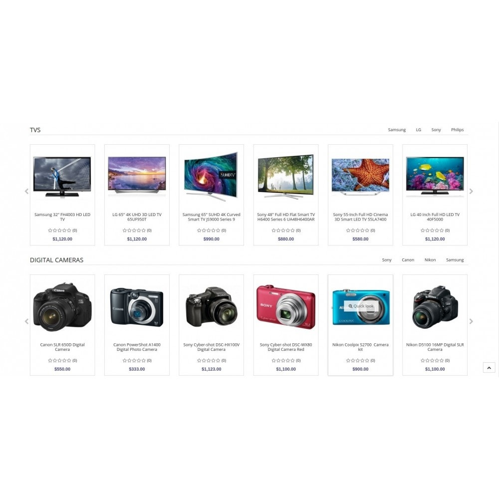 theme - Electronique & High Tech - Eramarket Responsive - 6