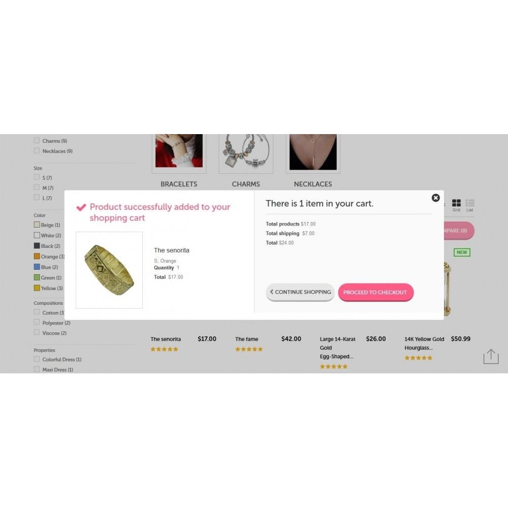 theme - Bijoux & Accessoires - Jewelry&Co 1.6 Responsive - 6