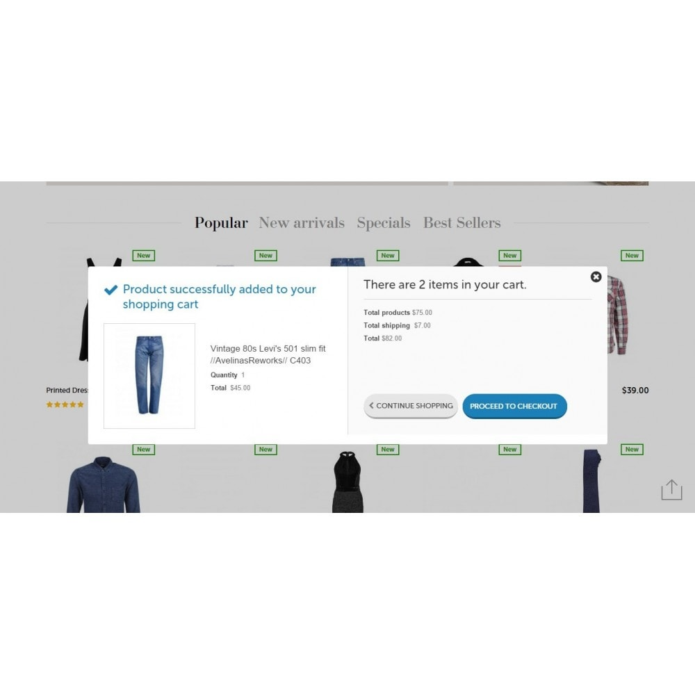 theme - Mode & Schoenen - Wearshop - 7