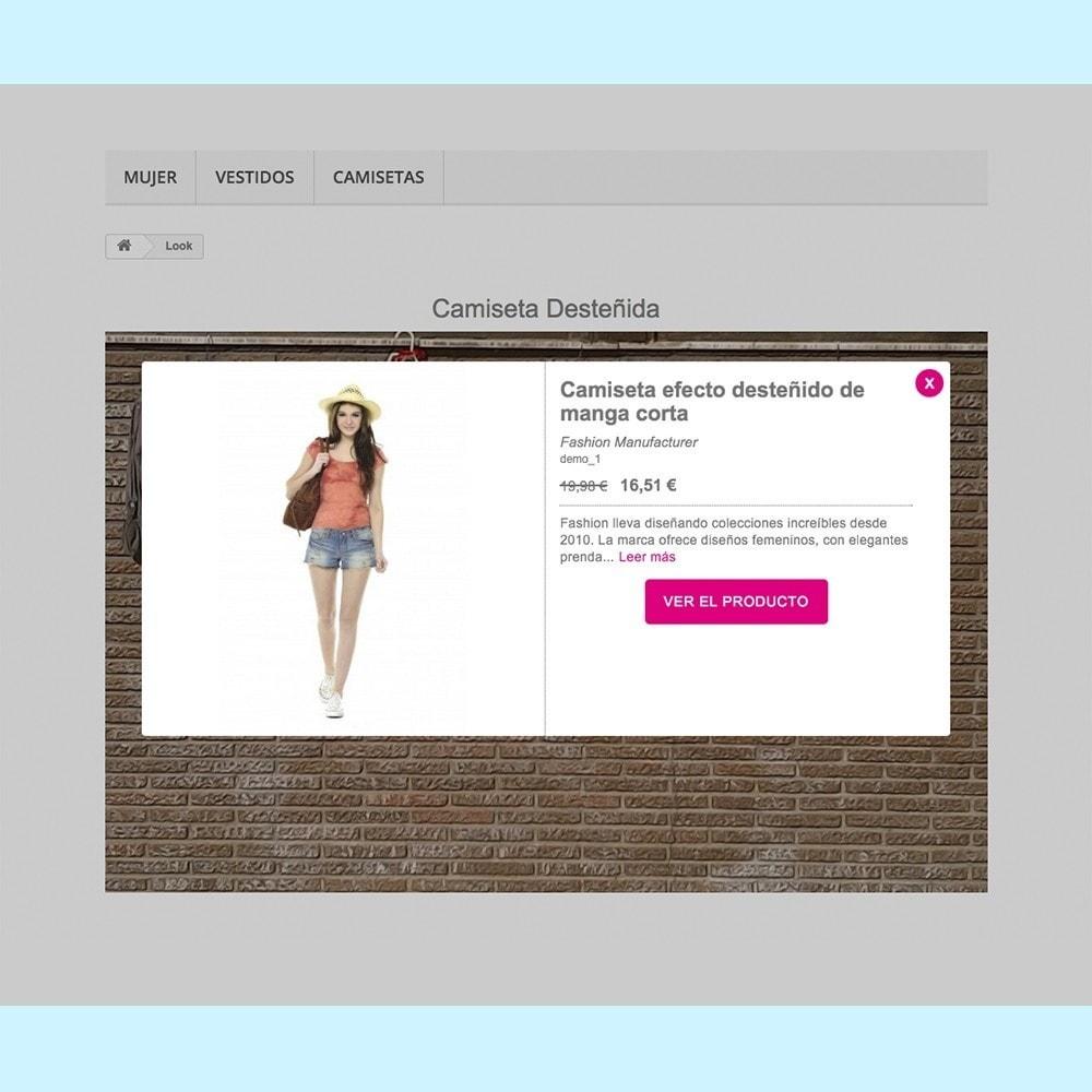 module - Personalización de la página - Looks - 3