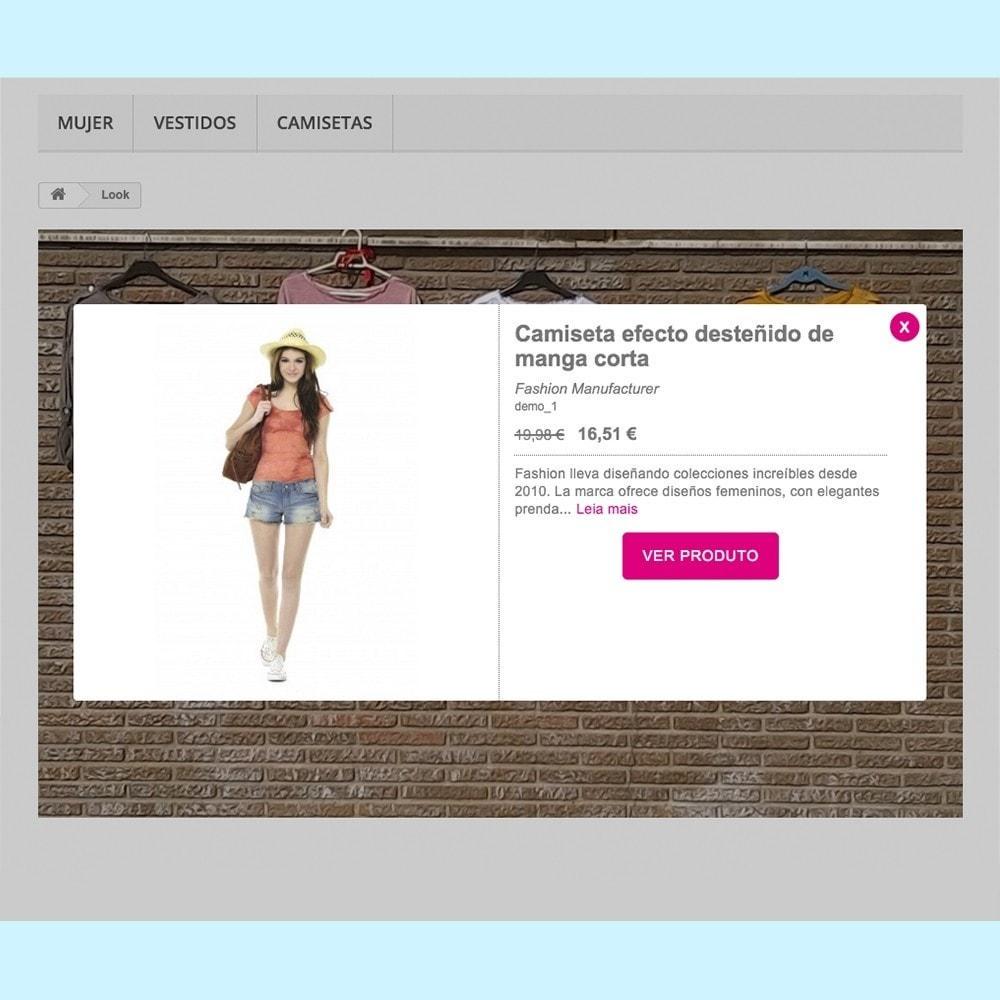 module - Personalização de página - Looks - 3