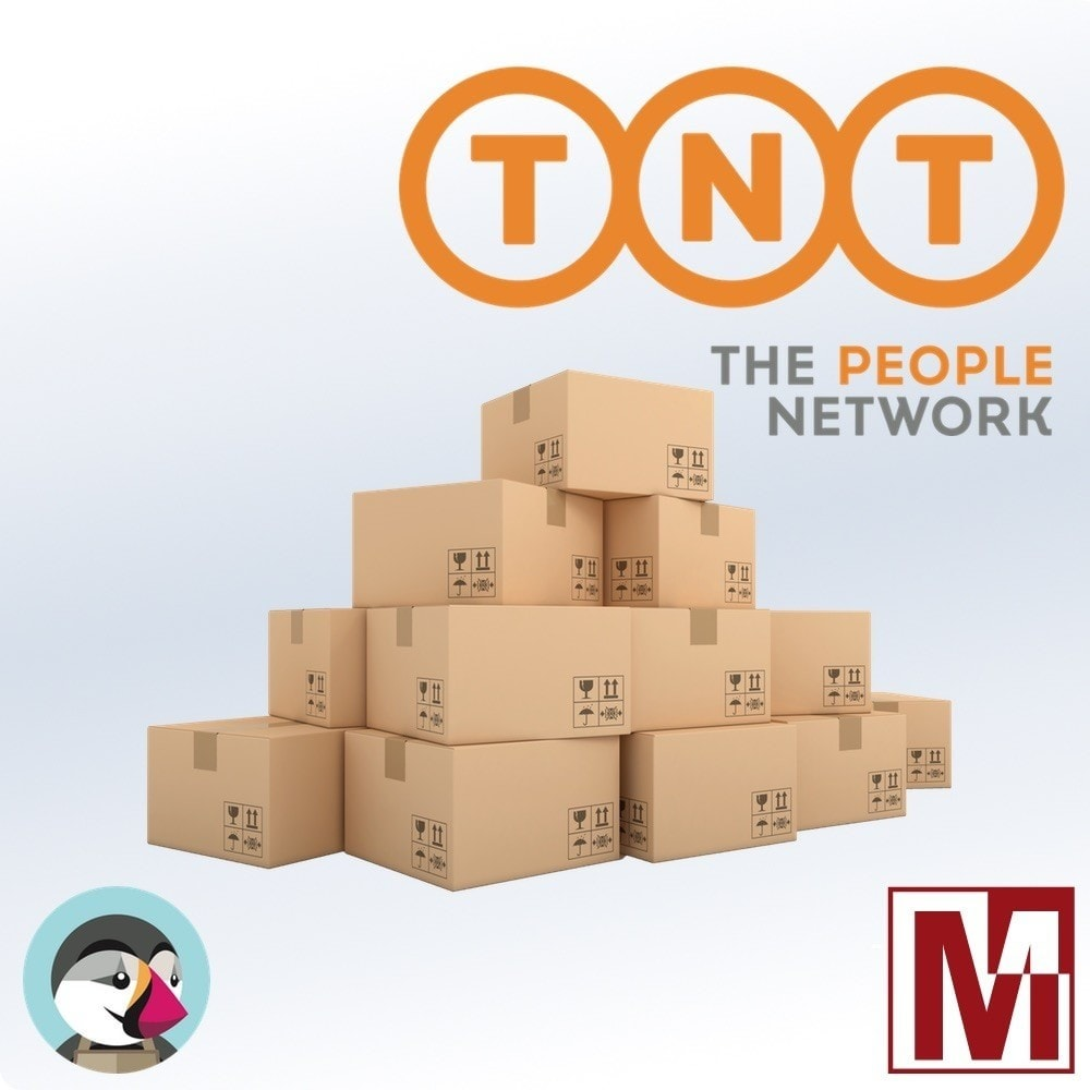 module - Bezorging volgen - TNT Express solution to track your parcels - 1