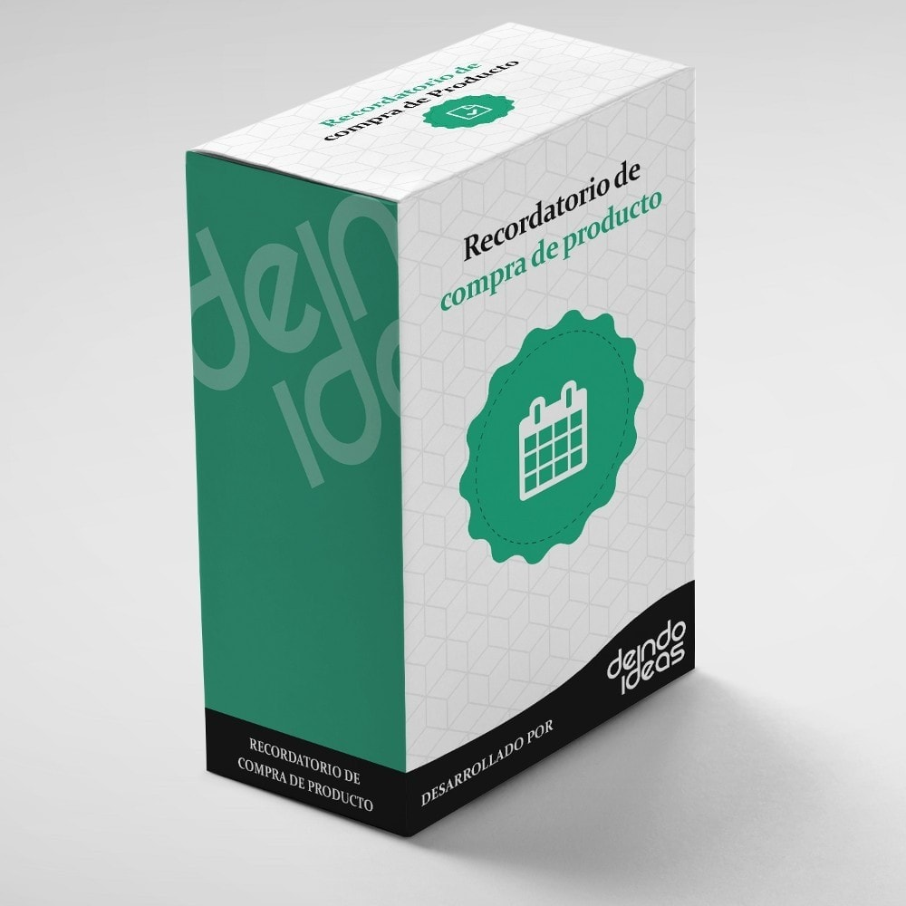module - Remarketing y Carritos abandonados - Recordatorio de compra de producto - 1