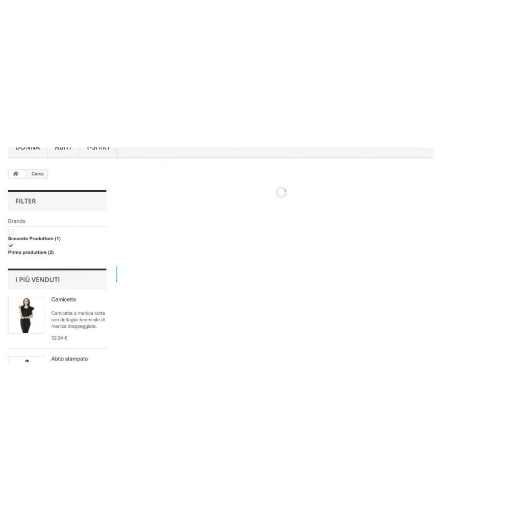 module - Ricerche & Filtri - Filtro in Pagina Ricerca - 3