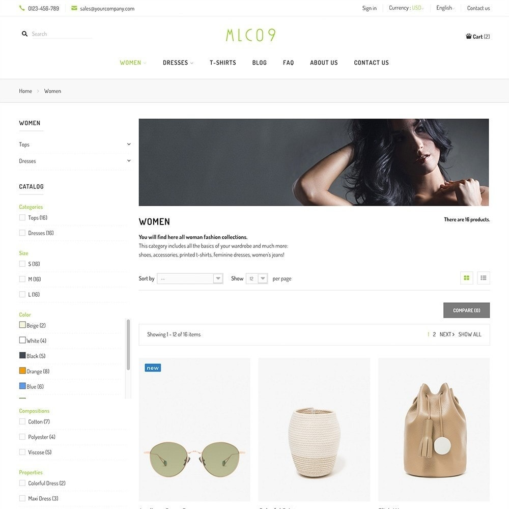 theme - Mode & Schoenen - mlc09 - A New Fashion e-Commerce - 7