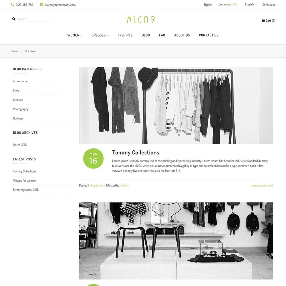 theme - Mode & Schoenen - mlc09 - A New Fashion e-Commerce - 15