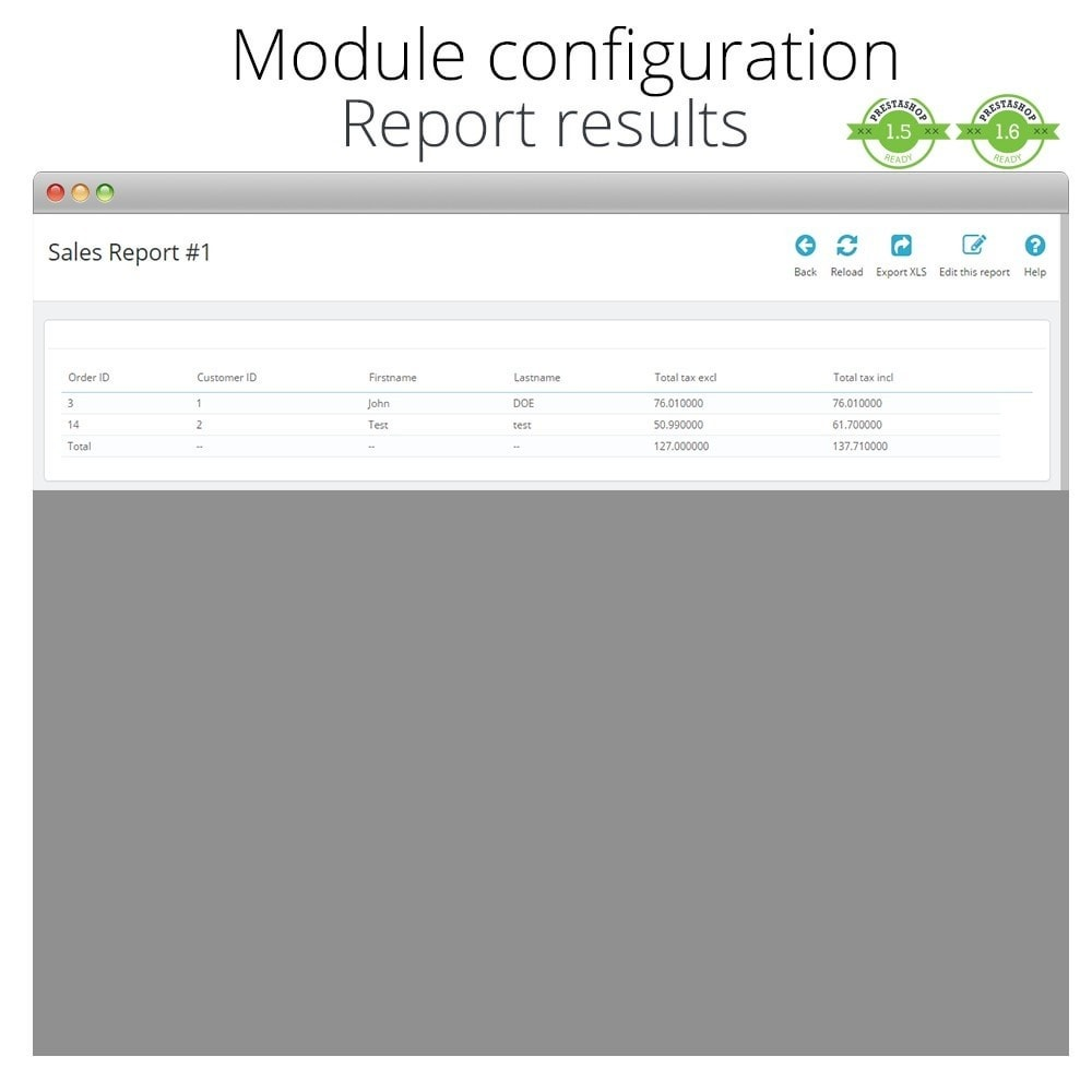 module - Comptabilité & Facturation - Advanced reports - 9
