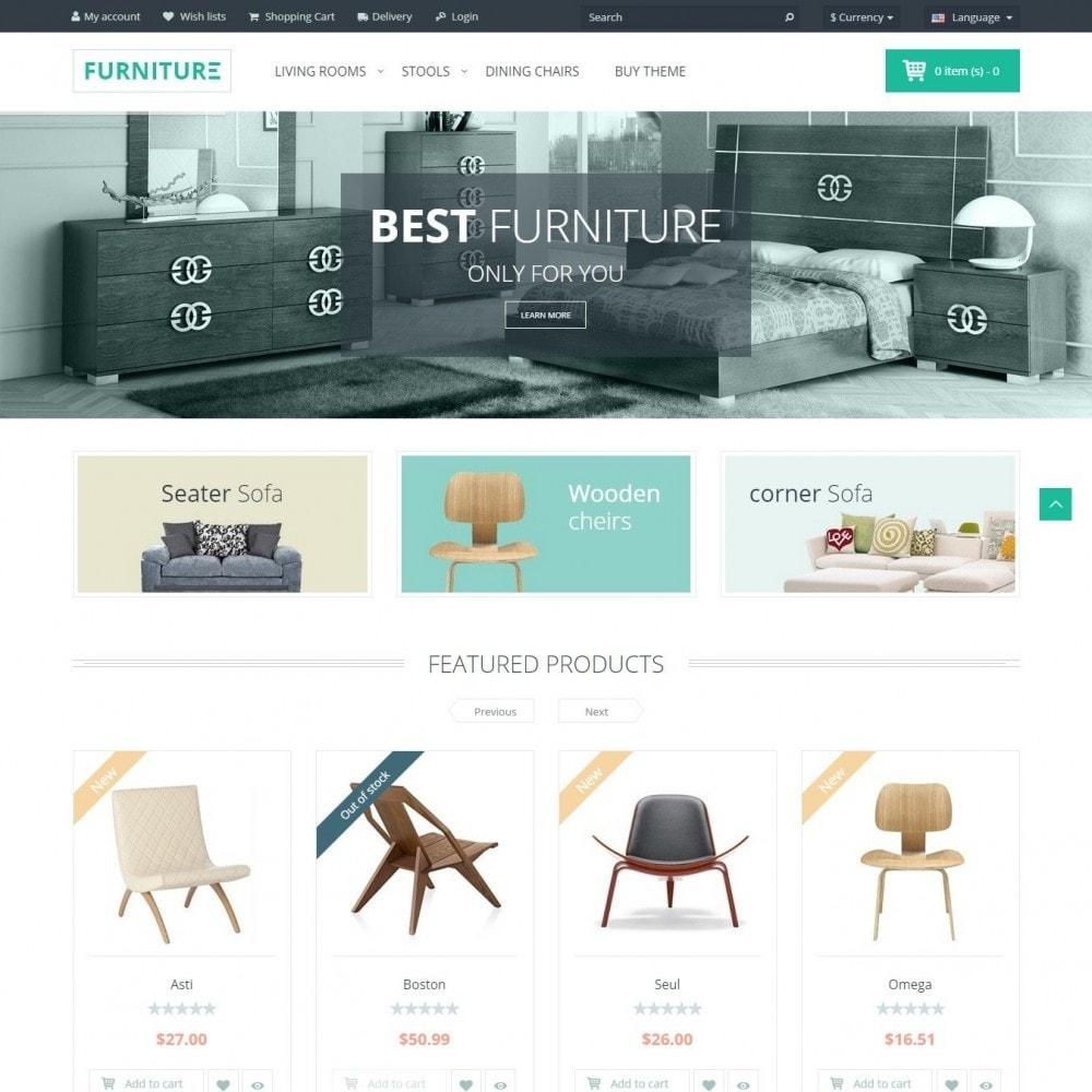 theme - Dom & Ogród - Furniture - Wnętrze Sklepu - 2