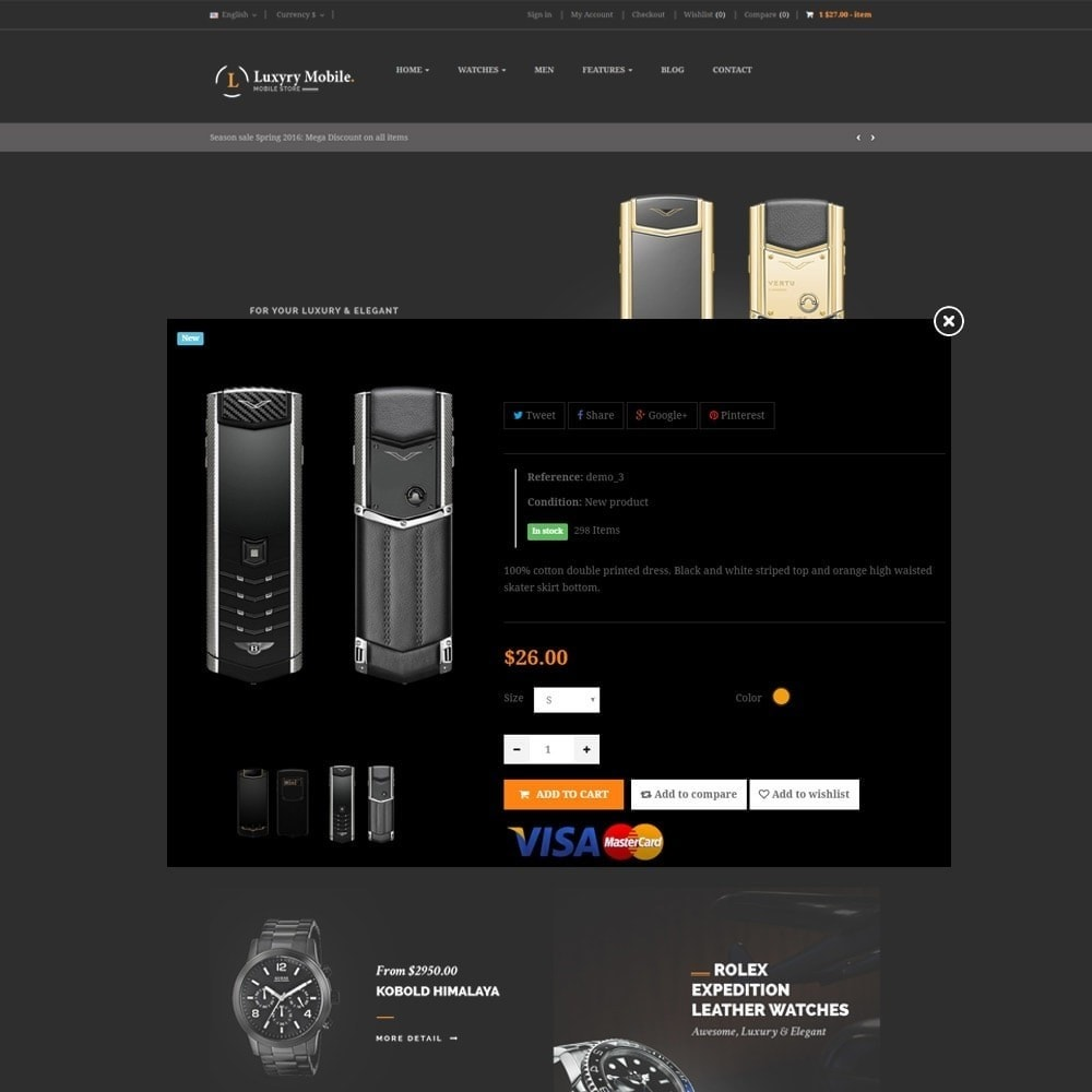 theme - Eletrônicos & High Tech - Ap Luxury Mobile Responsive - 5