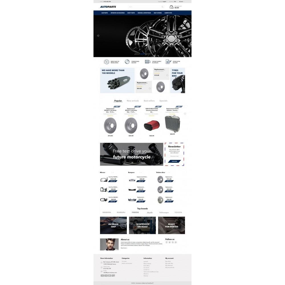 theme - Auto & Moto - AutoParts - 4