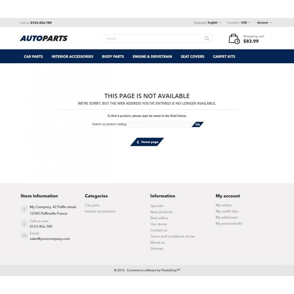 theme - Auto & Moto - AutoParts - 9