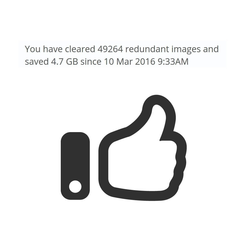 module - Performance - Redundant Image Cleaner - 2