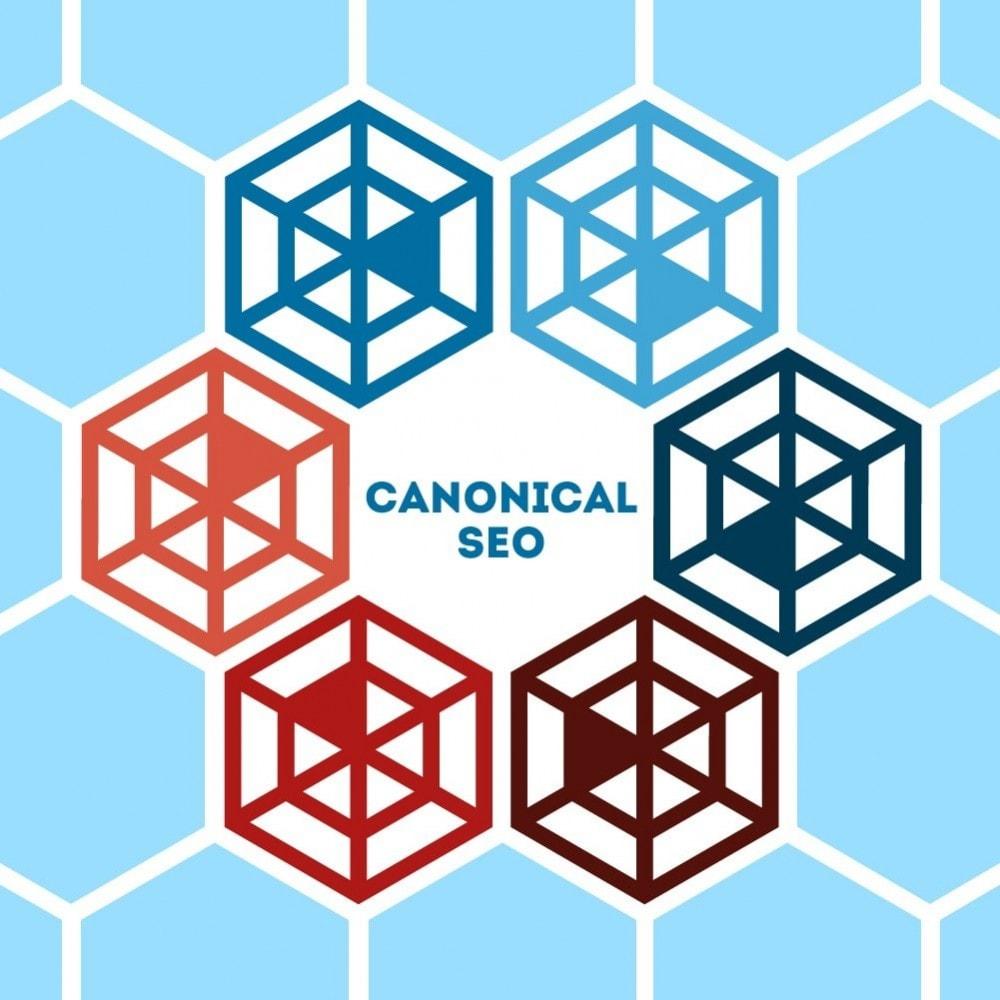 module - URL & Omleidingen - Canonical SEO - 1