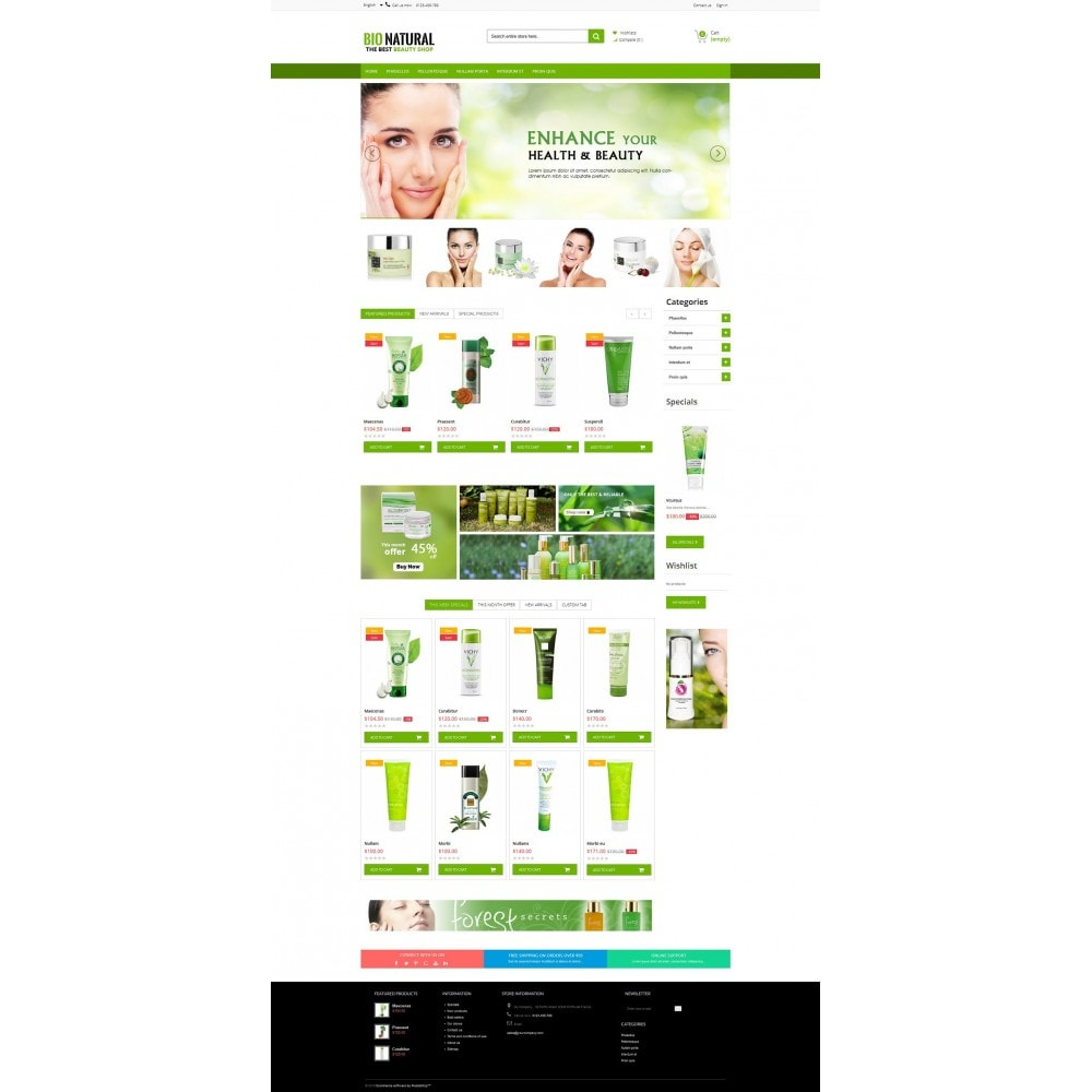 theme - Health & Beauty - Bio Naturals Premium - 2