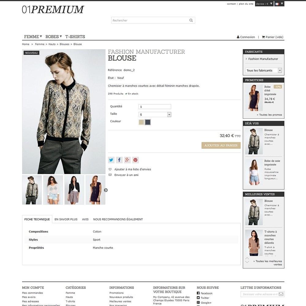 theme - Mode & Chaussures - 01 Premium - 7