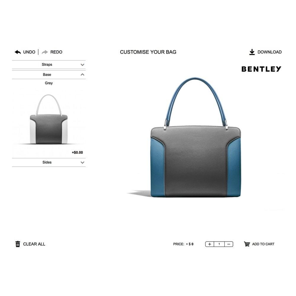 module - Deklinacje & Personalizacja produktów - Product Composer - 4