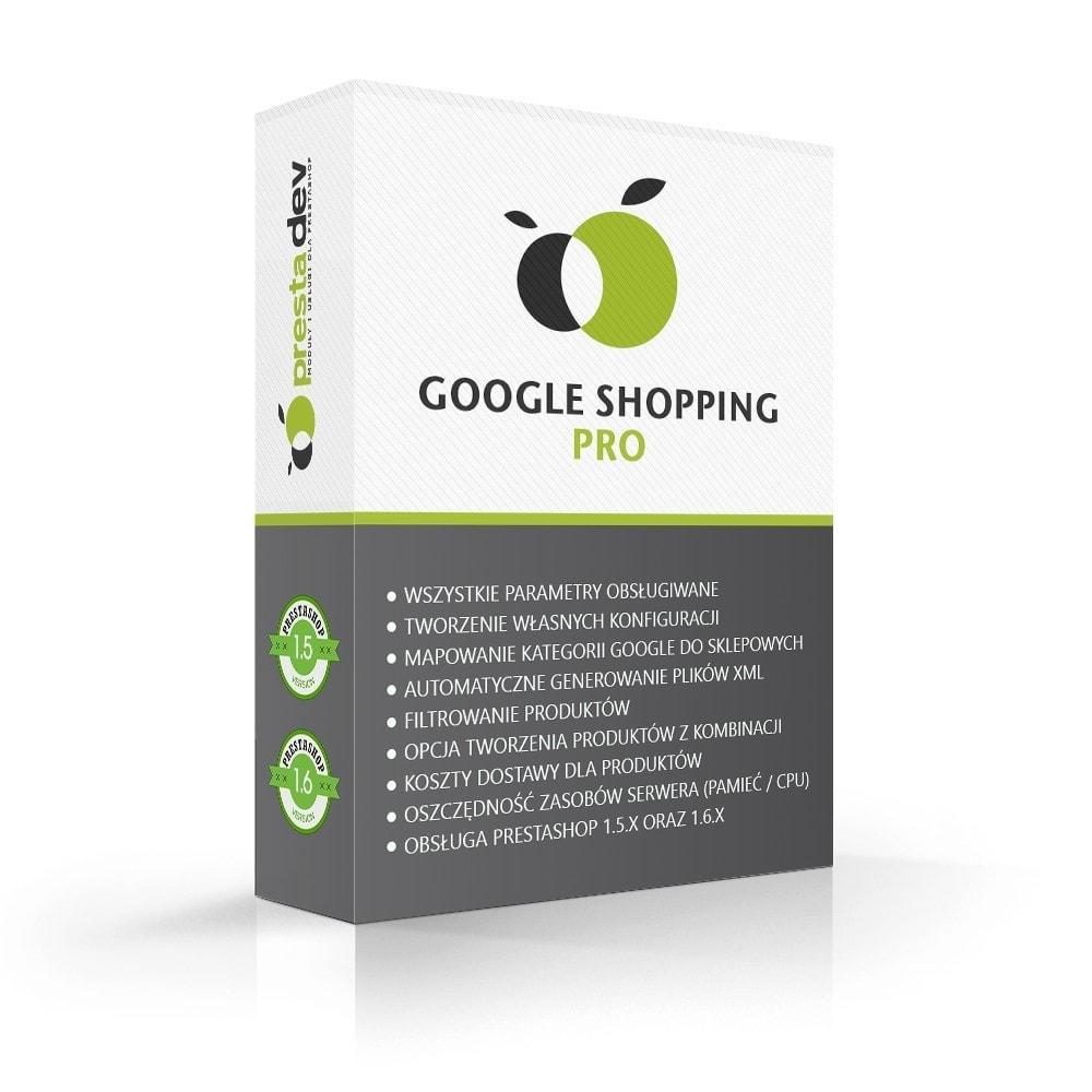 module - Platforma handlowa (marketplace) - Google Shopping Pro Advanced Edition - 1