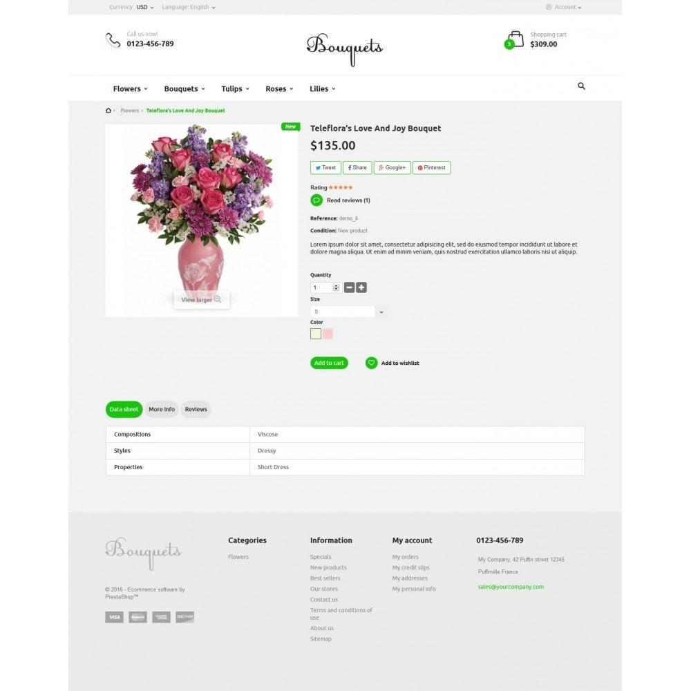 theme - Regalos, Flores y Celebraciones - Bouquets Flower Shop - 7