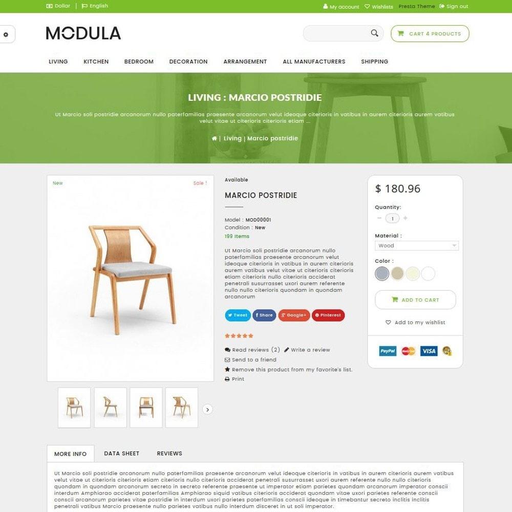 theme - Дом и сад - Modula - 3