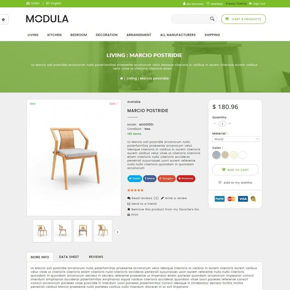 theme - Dom & Ogród - Modula - 3